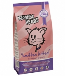 MEOWING HEADS Smitten Kitten   250g