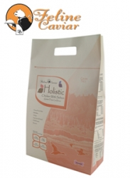 FELINE CAVIAR Chicken with Salmon Grain Free Cat Dinner  5,45kg