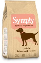 Symply Dog Adult Salmon & Potato 12kg