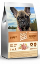 Best Breeder Dog Puppy Chicken & Rice 7,5kg
