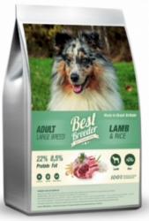 Best Breeder Dog Adult Lamb & Rice  7,5kg