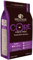 Wellness CORE Grain Free Dog Puppy Turkey with Chicken Recipe 10kg