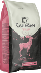 Canagan Grain Free Dog Small Breed Country Game 2kg