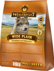 Wolfsblut Wide Plain Adult Small Breed 2kg