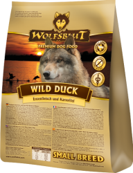 Wolfsblut Wild Duck Adult Small Breed 15kg