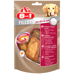 8in1 Fillets Pro Skin & Coat 80g