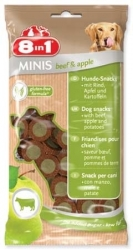 8in1 Minis Beef & Apple 100g