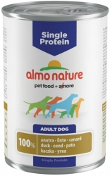 Almo Nature 100% Single Protein Duck 400g