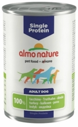Almo Nature 100% Single Protein Turkey 400g