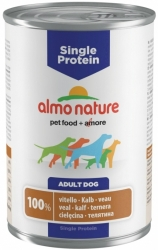 Almo Nature 100% Single Protein Veal 400g