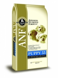 ANF Canine Puppy 33 Small & Medium Breed 1kg