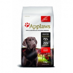 APPLAWS Grain Free Adult Large Breed Chicken 7,5kg