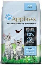 Applaws Grain Free Cat Kitten Chicken  400g