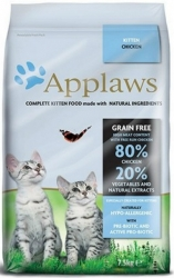 Applaws Grain Free Cat Kitten Chicken 7,5kg