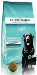 Arden Grande Dog Adult Light with Fresh Chicken & Rice  2kg