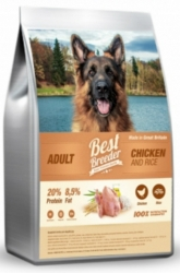 Best Breeder Dog Adult Chicken & Rice  2,5kg