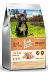 Best Breeder Dog Adult Small Breed Chicken & Rice  2kg