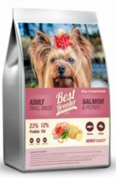 Best Breeder Dog Adult Small Breed Salmon & Potato  2kg