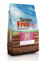 Best Breeder Grain Free Dog Salmon, Trout, Sweet Potato & Asparagus 2kg