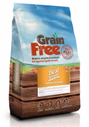 Best Breeder Grain Free Dog Puppy Chicken with Sweet Potato, Carrots & Peas 2kg