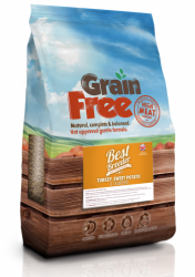 Best Breeder Grain Free Dog Turkey, Sweet Potato & Cranberry 2kg