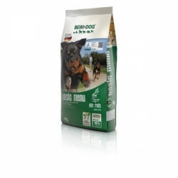 BEWI Dog Basic Menu with Rice  0,8kg