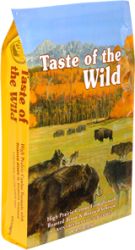 Taste Of The Wild High Praire Canine Formula  2kg