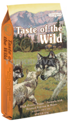 Taste Of The Wild High Praire Puppy Formula  2kg