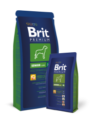 BRIT Premium Dog Senior XL Breeds 15kg