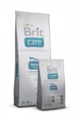 BRIT CARE Adult All Breed Salmon & Potato 12kg