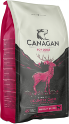 Canagan Grain Free Dog Country Game 2kg