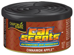 CALIFORNIA SCENTS Osvěžovač vzduchu Car Scents Cinnamon Apple
