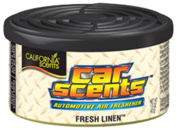 CALIFORNIA SCENTS Osvěžovač vzduchu Car Scents Fresh Linen