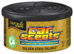 CALIFORNIA SCENTS Osvěžovač vzduchu Car Scents Golden State Delight