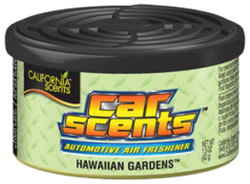 CALIFORNIA SCENTS Osvěžovač vzduchu Car Scents Hawaiian Gardens