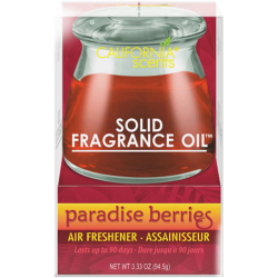 CALIFORNIA SCENTS Air Freshener Solid Fragrance Oil Paradise Berries 94,5g