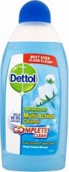 Dettol Antibakteriální čistič Fresh Cotton Breeze 450ml