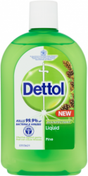 Dettol Disinfectant Liquid Pine 250ml