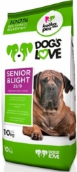 Dog´s Love Dog Senior & Light 10kg