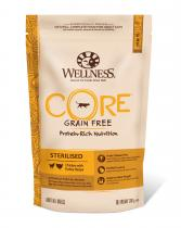 Wellness CORE Grain Free Cat Sterilised Chicken with Turkey Recipe 1,75kg