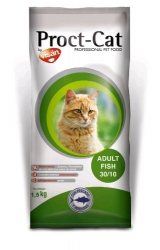 PROCT-CAT Adult Fish 20kg