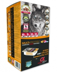 Alpha Spirit Dog MultiProtein 9,45kg