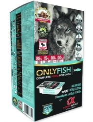 Alpha Spirit Dog Only Fish 9,45kg