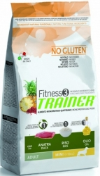 Trainer Fitness3 Adult Dog Mini Breed Duck & Rice 7,5kg