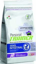 Trainer Personal Sensi Intestinal Adult Dog Medium & Maxi Breed 12,5kg