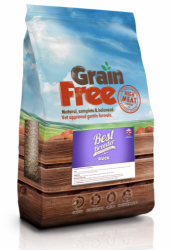 Best Breeder Grain Free Dog Duck, Sweet Potato & Orange 2x12kg