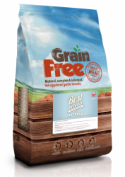 Best Breeder Grain Free Dog Haddock with Sweet Potato & Parsley 2x12kg
