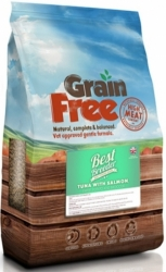 Best Breeder Grain Free Dog Tuna with Salmon, Sweet Potato & Broccoli 12kg