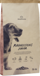 Magnusson Meat & Biscuit Junior Dog 10kg