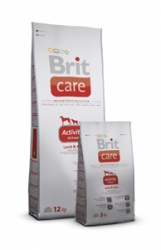BRIT CARE Activity All Breed Lamb & Rice 3kg